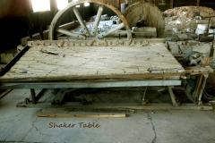 B5397 ShakerMercury Table